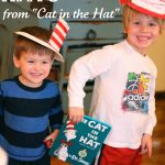 "Easy ""Cat in the Hat"" Hat!"