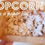popcorn 150x150 Double Decker Snack Cups
