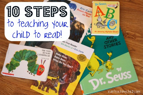 reading 500x333 10 Steps to Teaching Your Child to Read