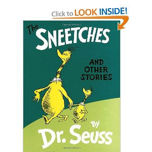 sneetches Dr. Seuss The Sneetches Activity