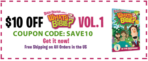 10 off Winners of the Whats in the Bible? Bundles (and a discount for everyone else)