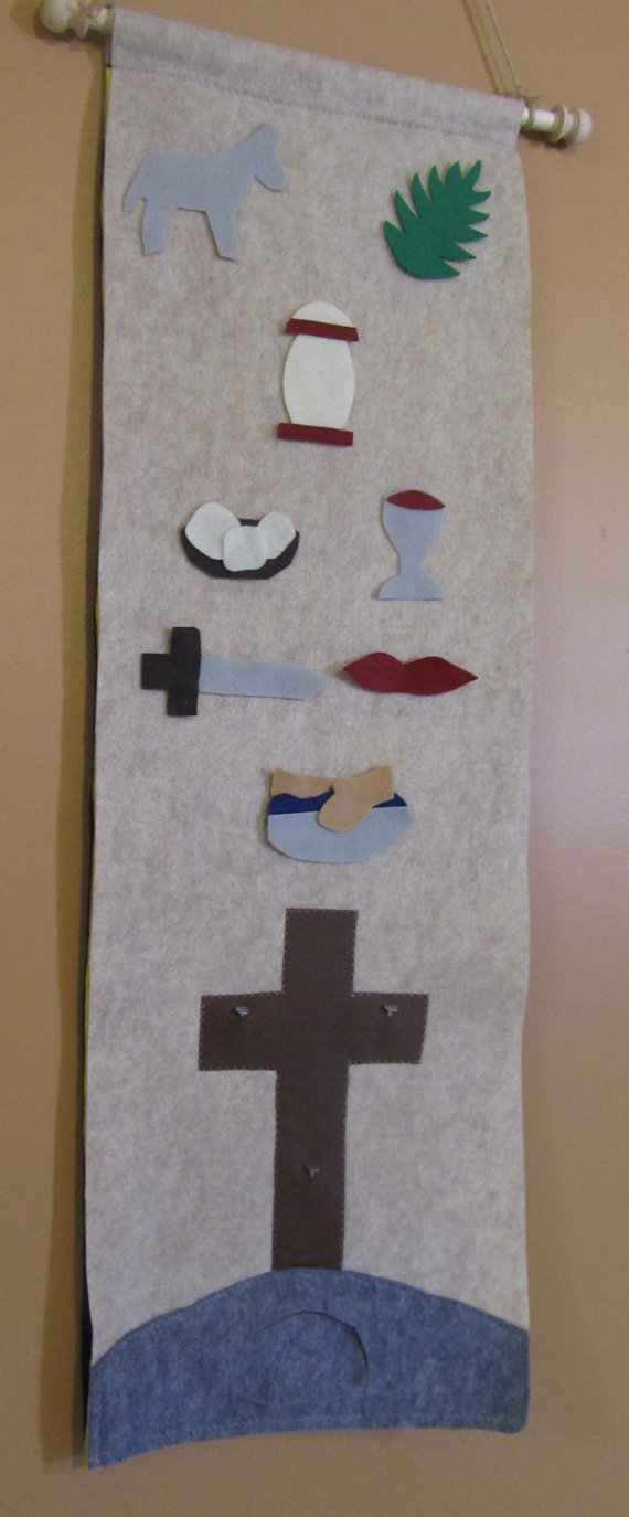 Holy Week Easter Banner (Product Review)