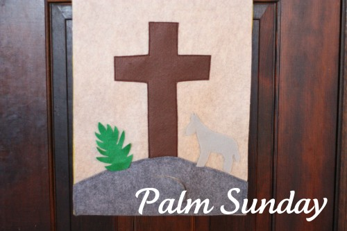 Easter1 500x333 Holy Week Easter Banner (Product Review)