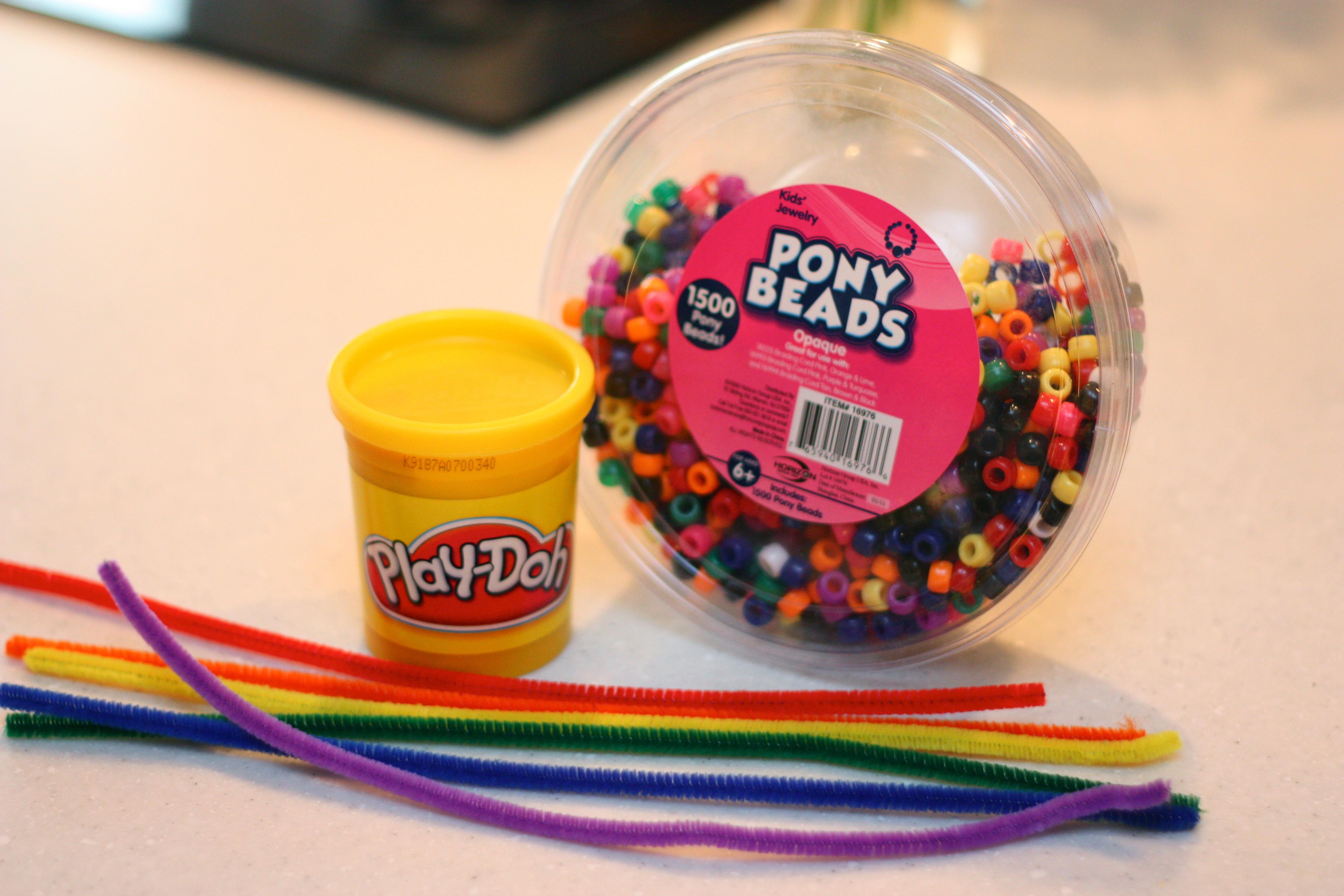 13d87cff1 Beaded Rainbow - I Can Teach My Child!