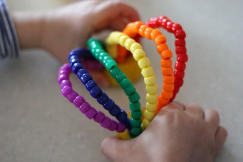 IMG 1174 500x333 Beaded Rainbow