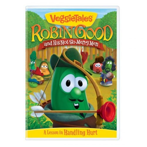 Robin Good 500x500 Veggie Tales Robin Good ::  Review & Giveaway (3 Winners)