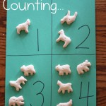 animal cracker 150x150 Summer Math Fun for Preschoolers & Kindergarteners