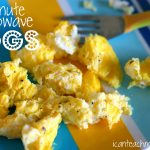 1-Minute Microwave Eggs