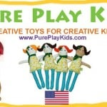 Giveaway:  $50 Gift Certificate to Pure Play Kids