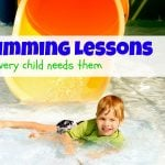 swimming lessons 150x150 Modeling Healthy Technology Use