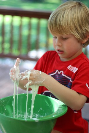 IMG 3296 300x450 Oobleck:  Liquid or Solid?