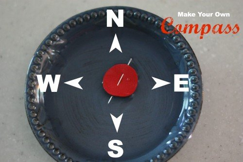 Make Your Own Compass 500x333 Make Your Own Compass