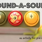 Pound a Sound 150x150 Letter Boxes & Scavenger Hunt