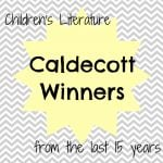 caldecott winners 150x150 Little Cloud Activity
