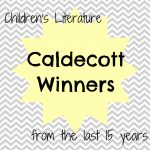 caldecott winners 150x150 Back to School Books