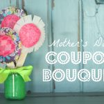 Mother's Day Coupon Bouquet