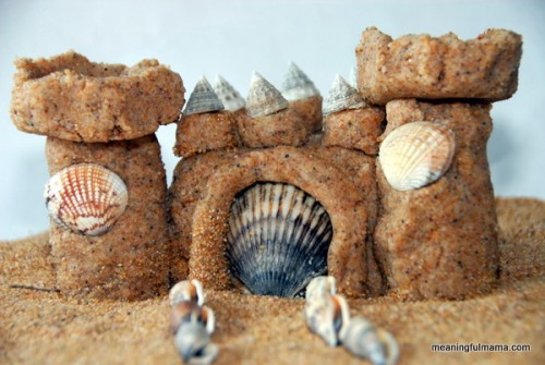 sand castle 500x335 Show and Share Saturday Link Up!