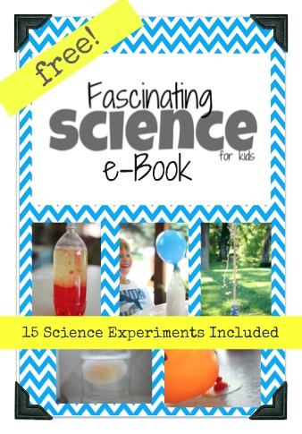 science ebook cover 4 Free eBook:  Fascinating Science for Kids