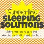 summertime sleeping2 150x150 3 Simple Ways to Teach Children the Importance of Money