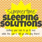 summertime sleeping2 150x150 Free Webinar:  Get Kids to Listen Without Nagging, Reminding or Yelling