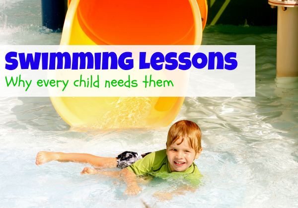 swim lessons 2 Swimming Lessons:  Why Every Child Needs Them