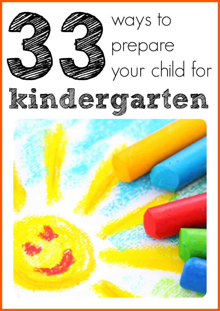 how to prepare child for preschool 33 ways to prepare your child for kindergarten i can 692