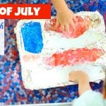 Fourth of July Fun with Water Beads 150x150 Red, White & Blue Bubble Snakes