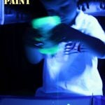 Glow in the Dark Paint 150x150 Show and Share Saturday Link Up!
