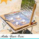 Make Your Own Solar Oven 150x150 MAKE IT: Save, Spend, Give Bank