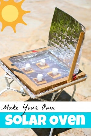 Make Your Own Solar Oven I Can Teach My Child