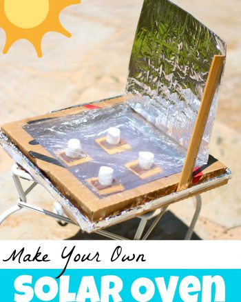Make Your Own Solar Oven