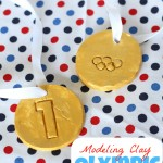 Baking Soda Modeling Clay Olympic Medals 150x150 Free eBook:  Olympic Activities for Kids