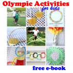 Free eBook:  Olympic Activities for Kids