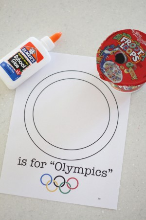IMG 1965 300x450 O is for Olympics Craft