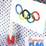 Olympic Flag Craft