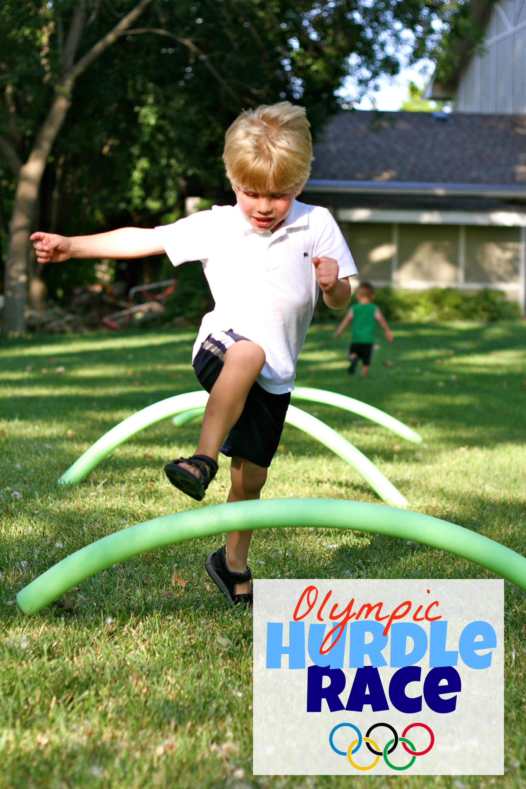 Hurdle Run on Pinterest Dr Seuss Fun Games
