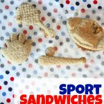 Olympic Sport Sandwiches