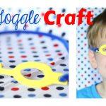 Swim Goggles Craft