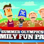 "Free Olympic Pack from ""What's in the Bible?"""