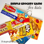 Grocery Store Game 150x150 Show and Share Saturday Link Up!