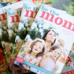 "Winners of the ""Be the Mom"" Giveaway"