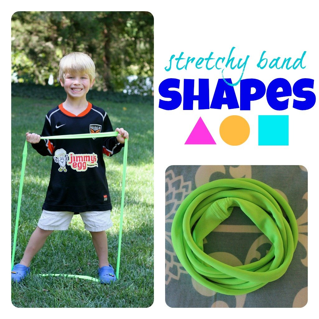 Stretchy Band Shapes