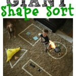 Giant Shape Sort 150x150 Shape Fire Engine