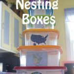 Location Nesting Boxes 150x150 Show and Share Saturday Link Up!