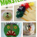 Monster Crafts & Activities
