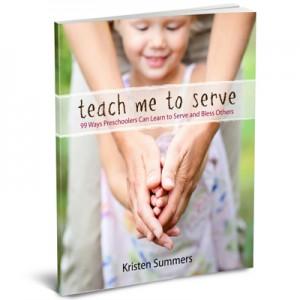"""Teach Me to Serve"" eBook"