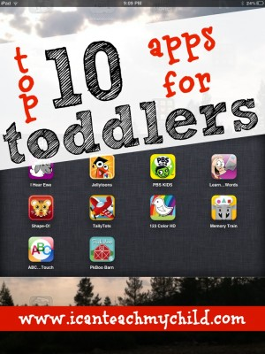 Top 10 Apps for Toddlers11 300x400 Top 10 Educational Apps for Preschoolers