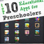 Top 10 Educational Apps for Preschoolers 150x150 Summer Math Fun for Preschoolers & Kindergarteners