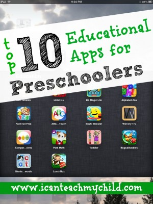 Top 10 Educational Apps for Preschoolers 300x400 Top 10 Educational Apps for Preschoolers