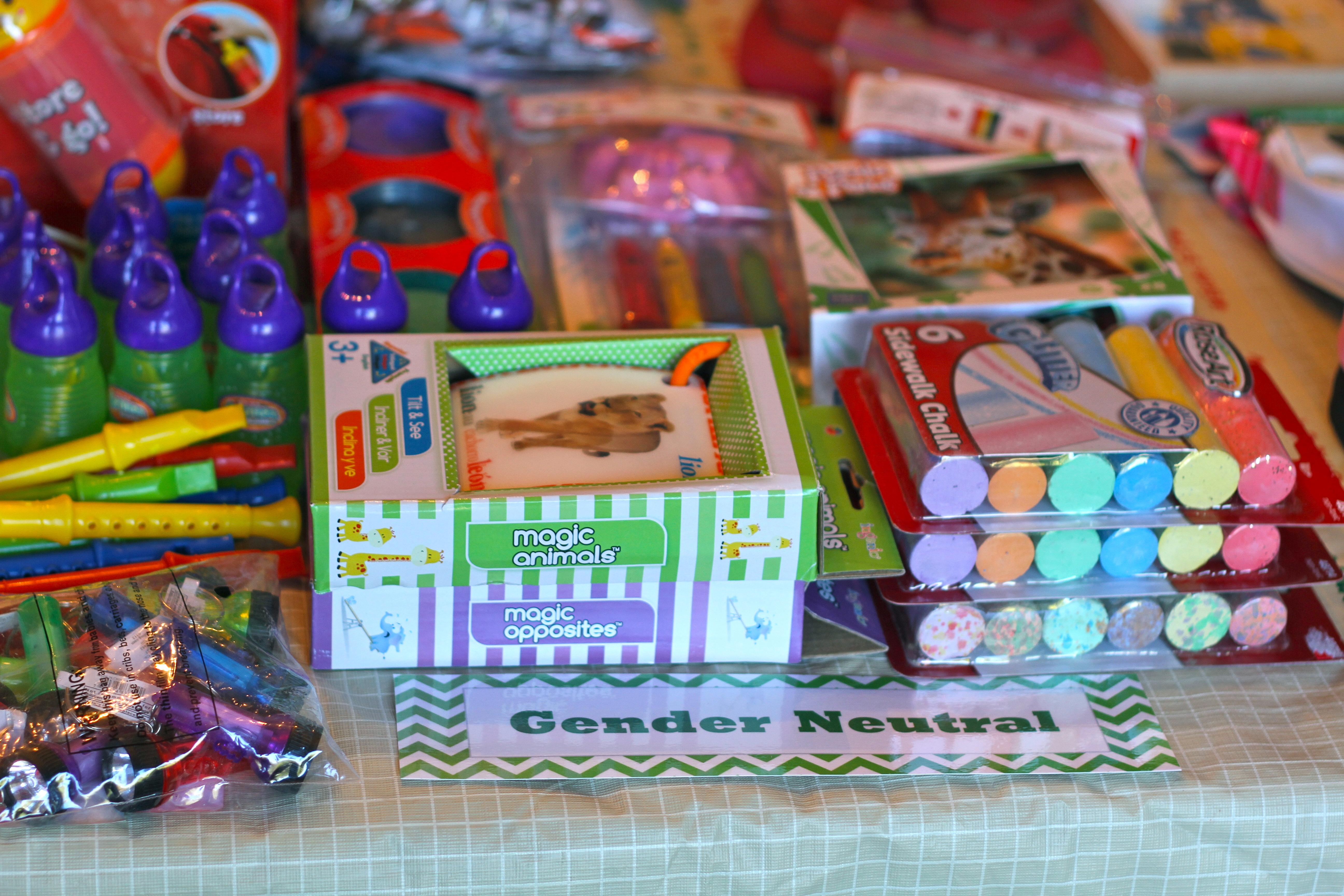 i - Operation Christmas Child Ideas